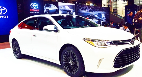 2019 Toyota Camry Release Date Canada