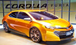 2019 Toyota Corolla Altis Concept