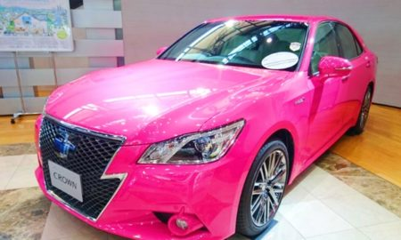 2019 Toyota Crown Redesign