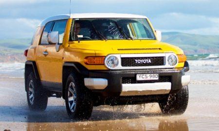 2019 Toyota FJ Cruiser Concept Review