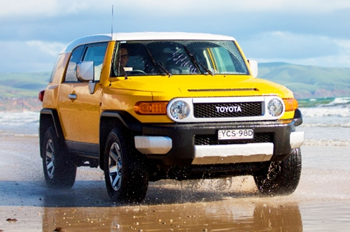 2019 Toyota FJ Cruiser Concept Review