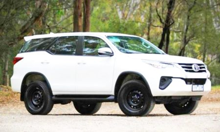 2019 Toyota Fortuner Redesign and Price