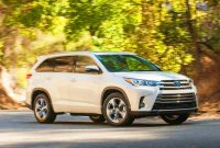 2019 Toyota Highlander Hybrid Changes Redesign