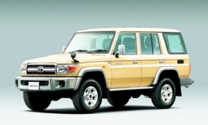 2019 Toyota Land Cruiser 70 Series Review