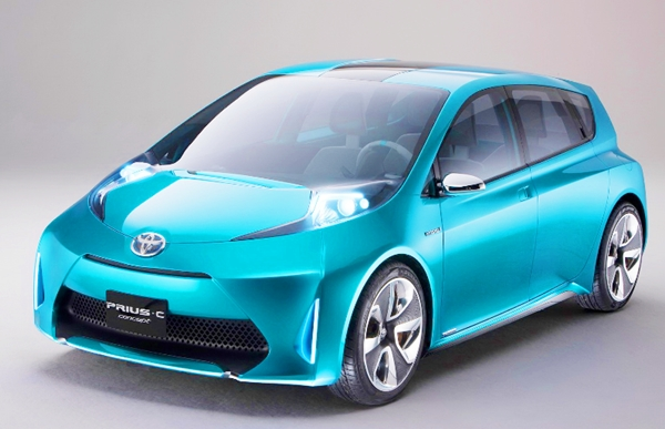 North Point Toyota >> 2019 Toyota Prius-C Redesign | Toyota Cars Models