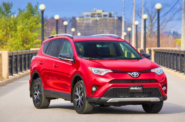 2019 Toyota RAV4 Hybrid Release Date and Price UK