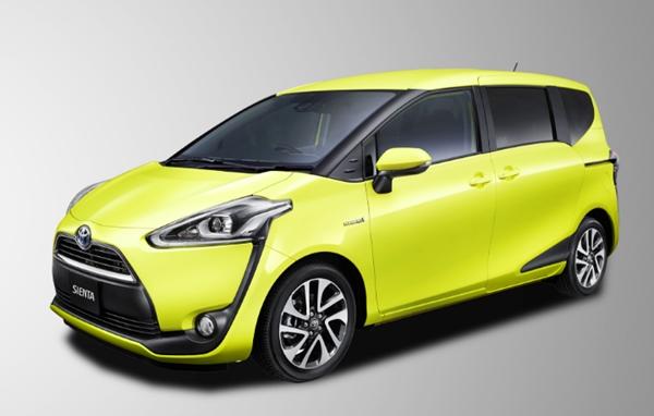 2019 Toyota Sienta Redesign