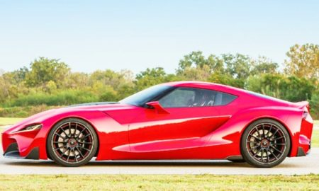 2019 Toyota Supra Concept and Cost