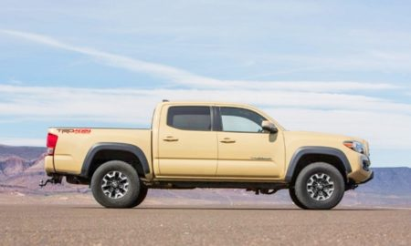 2019 Toyota Tacoma TRD Pro Diesel Release Date