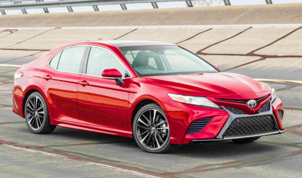 2020 Toyota Camry Review and Price