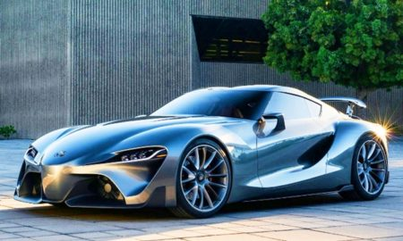 2020 Toyota Supra Concept Review