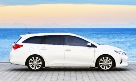 2018 Toyota Auris Estate Review