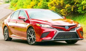 2018 Toyota Camry XSE V6 0-60 Time