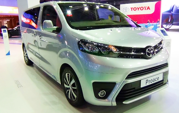 2018 Toyota Proace Review