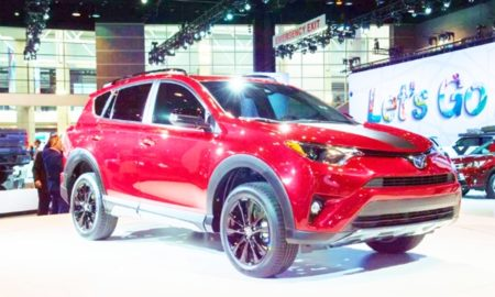 2018 Toyota RAV4 Platinum Redesign and Price UK