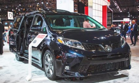 2018 Toyota Sienna AWD Review and Price in India