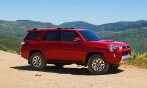 2019 Toyota 4Runner SUV Concept Redesign