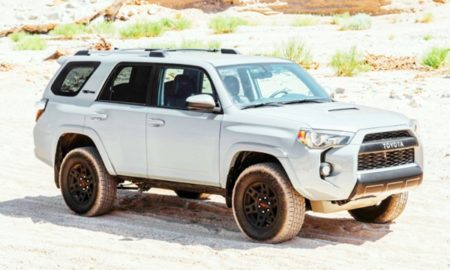 2019 Toyota 4Runner TRD Pro Towing Capacity Review