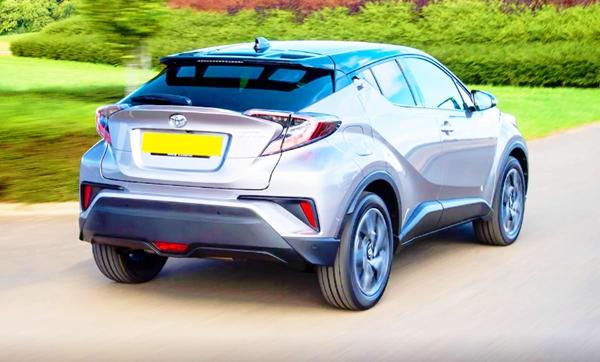 2019 Toyota C-HR Concept Review