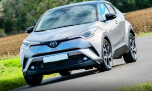 2019 Toyota C-HR Concept Review