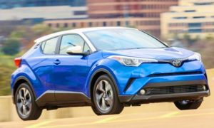 2019 Toyota C-HR Redesign and Price in Asia