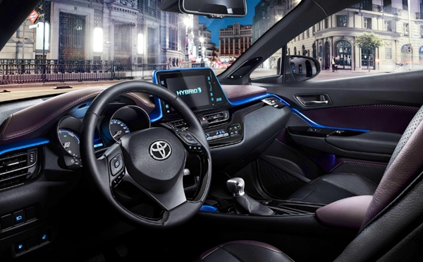 2019 Toyota CHR AWD, MPG Review