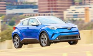 2019 Toyota CHR Concept and Release Date