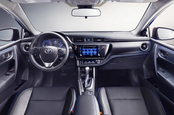 2019 Toyota Corolla XRS Redesign