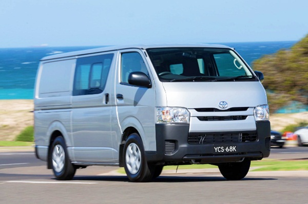 2019 Toyota Hiace Redesign Concept