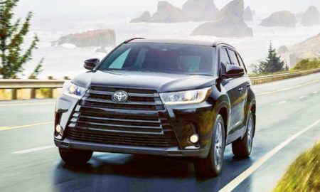 2019 Toyota Highlander Towing Capacity and Price