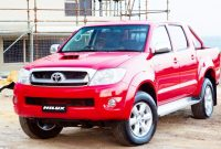 2019 Toyota Hilux Diesel Concept Review