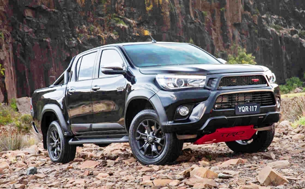Toyota 4 Runner Review >> 2019 Toyota Hilux USA | Toyota Cars Models
