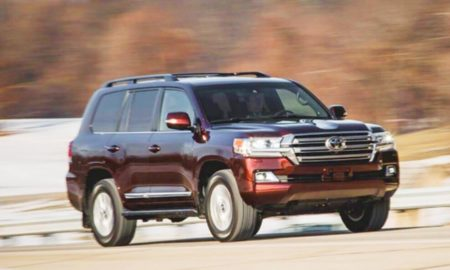 2019 Toyota Land Cruiser Hybrid MPG Release Date