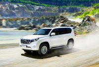 2019 Toyota Land Cruiser Prado Concept Review