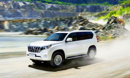 2019 Toyota Land Cruiser Prado Concept Review