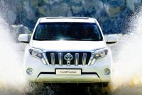 2019 Toyota Land Cruiser Prado Review and Price Europe
