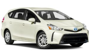 2019 Toyota Prius V Redesign