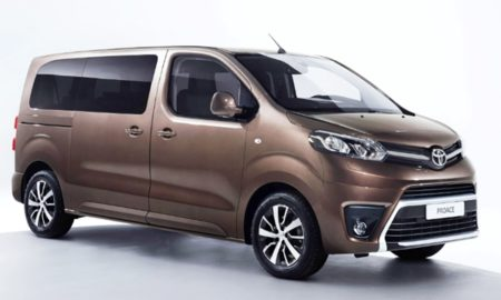 2019 Toyota Proace Verso Redesign