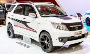 2019 Toyota Rush Redesign Concept