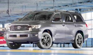 2019 Toyota Sequoia Redesign Concept Review