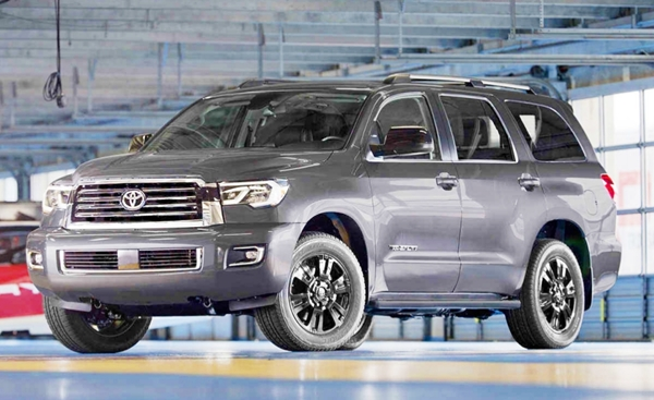 2019 Toyota Sequoia Redesign Concept Review Toyota Cars