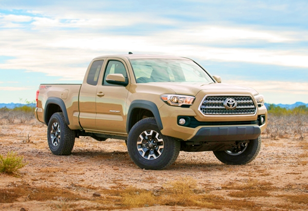 2019 Toyota Tacoma TRD Pro Redesign Concept