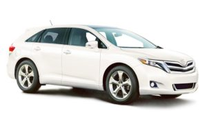 2019 Toyota Venza Tire Size Review