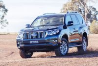 2018 Toyota Land Cruiser Prado Facelift Redesign