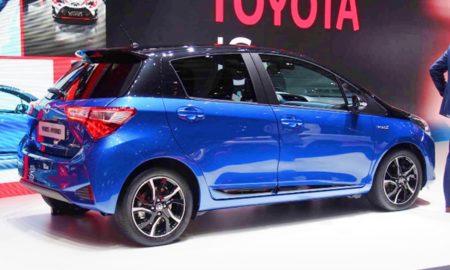 2018 Toyota Yaris Hybrid Hatchback Redesign Concept