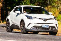 2019 Toyota CHR AWD Redesign