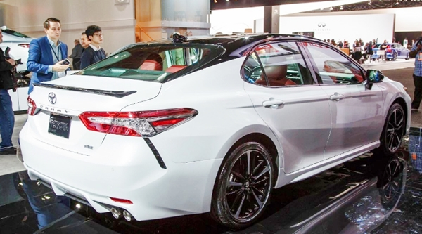 2019 Toyota Camry Lease Release Date And Price Toyota