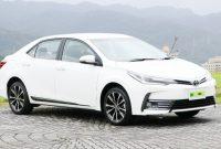 2019 Toyota Corolla Altis Redesign Concept