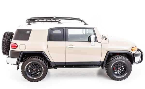 2019 Toyota FJ Cruiser Review Canada
