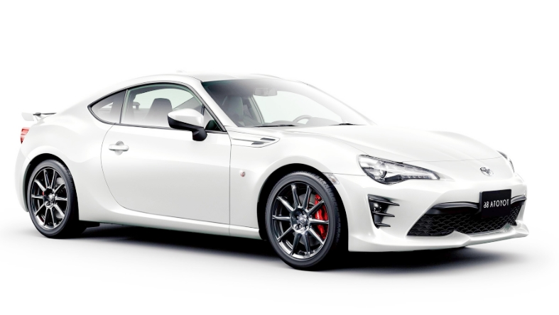 2019 Toyota FT-86 Redesign Concept